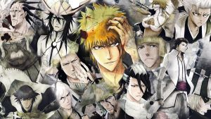 Bleach Wallpaper by firebladenatjox