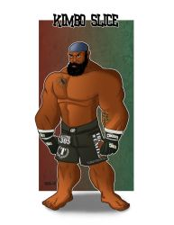 Kimbo Slice by Salvador-Raga