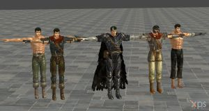 BERSERK and the Band of the Hawk Pack 2 ForXNALara by user619