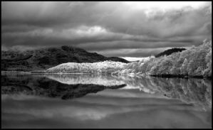 The Trossachs Infrared... by MichiLauke