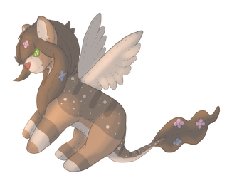 Free commission: Character plushie by Synkat