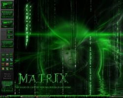 My Matrix X by zevin