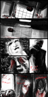 Dark's Psyche *mini comic* by ShadowClawZ
