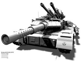 Dcrypt Concept Tank by davecrypt