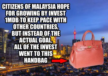 1MDB Scandal in the nutshell by achthenuts