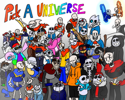 Pick A Universe by CosmicAscension