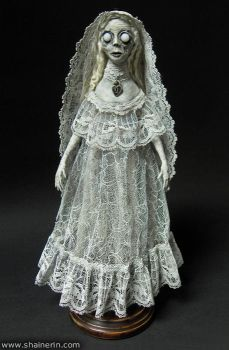 Ghost Art Doll   Annabel Lee by shainerin