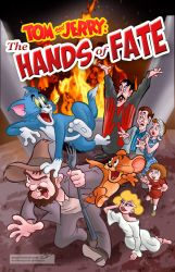 Tom and Jerry: The Hands of Fate by mariods