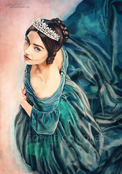 Victoria by sophiecowdrey