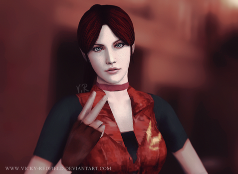 The Code is Veronica by VickyxRedfield