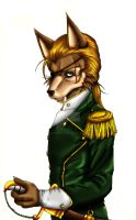 Commish: Captain Honore by skipperofotters05