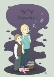 .: Bye Pirouette :. by melimelo