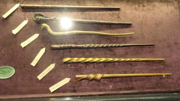Wands Collection 2 - Harry Potter London WB Studio by lv888