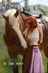 TZP: Goodbye Epona by Adella