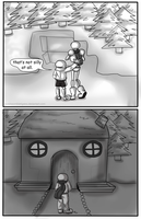 [UNDERTALE] Shattered Memories Page 5 by PurpleZombieTigress