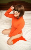 Velma Dinkley: Beauty and Brains by HarleyTheSirenxoxo