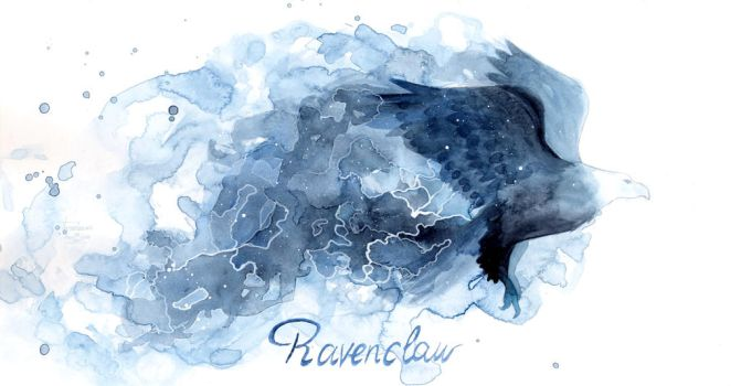 Ravenclaw by ThreeLeaves