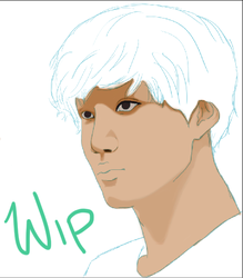 EXO KAI WIP 2 by xoxkiss