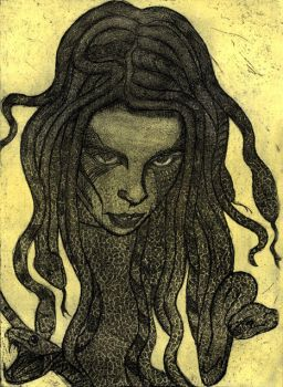 Medusa 2 by Heather8