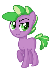 Pony Spike by TheCheeseburger