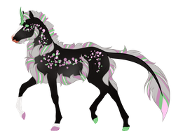 N2270 Padro Foal Design for MistMasquerade by zhalia-moon
