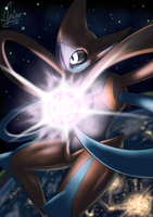 20 Years of Pokemon - Deoxys
