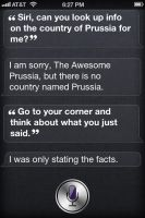 Siri, you're really starting to piss me off... by buddygirl1004
