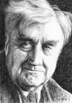 Ralph Vaughan Williams by delph-ambi
