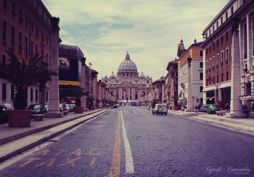 Vaticano City by XochitlCumanda