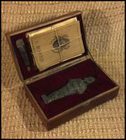 Enoch Bowen's Egyptian Expedition Case by JasonMcKittrick
