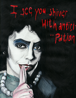Dr. Frank-N-Furter by IWalkWithShadows