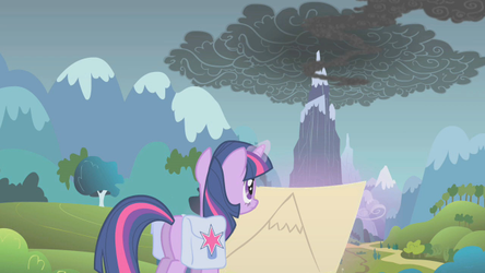 Twilight's Map by SherclopPones