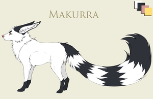 Makurra simple reference 2015 by Mak-n-cheese