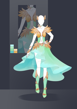 [CLOSED] Adoptable Outfit Character 7 by whiteshooter