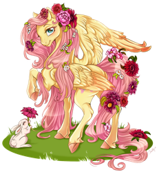 Kind heart is a garden by CigarsCigarettes