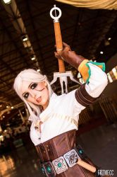 Ciri - The Witcher III by Lesciel