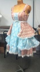 Pink and Blue Lolita by racheldesade