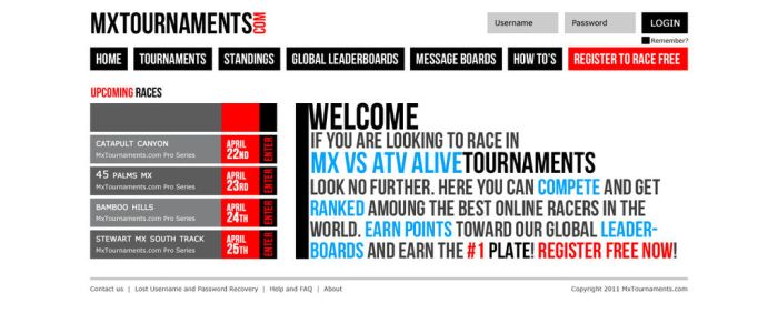 mxtournaments.com by cdog