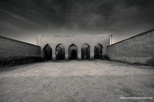 the old by NaraSaud