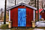 Shed by stofo