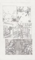 AotZP Page 1 Pencils by KurtBelcher1