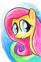 Fluttershy by Greeny-Nyte
