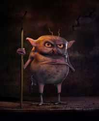 Matchless Fairy by booboo3d