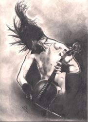 Cellist by gothams--reckoning