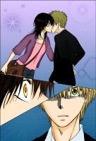 Kaichou wa Maid-sama capitulo 80 by akumaLoveSongs