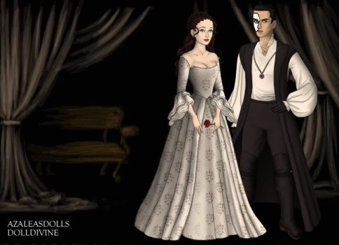 The Tudors - A Phantom in the Opera by GiulyRedRose