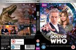 Doctor Who Series 8 Custom Cover Re-Release by GrantBattersby