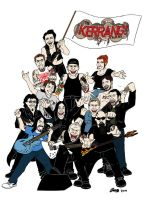 Kerrang! 10 Reasons Why 2013 Is Gonna Rock by ryuuza-art