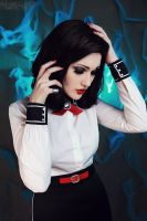 Bioshock Infinite Burial At Sea - Elizabeth by Katy-Angel
