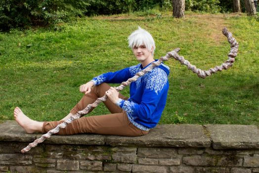 Jack Frost Cosplay (Picture 5/6) - June 18, 2017 by Naivaan